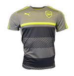 T-shirt Arsenal 2016-2017 Third (Grigio)