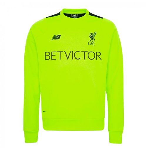 felpa calcio Liverpool merchandising