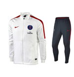Tuta Paris Saint-Germain 2016-2017 (Bianco)