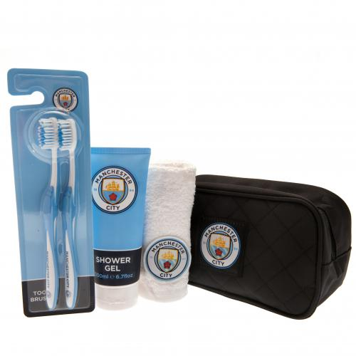 Set beauty case Manchester City