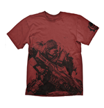 T-shirt Gears of War 4 Men's Fenix - L