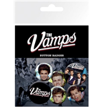 Vamps (The) - Mix (Badge Pack)