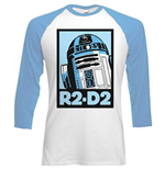 Star Wars - R2-D2 (baseball T-SHIRT Unisex )