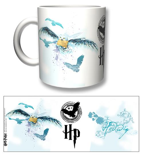 Tazza Harry Potter Hedwig