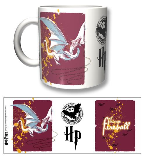 Tazza Harry Potter Dragon