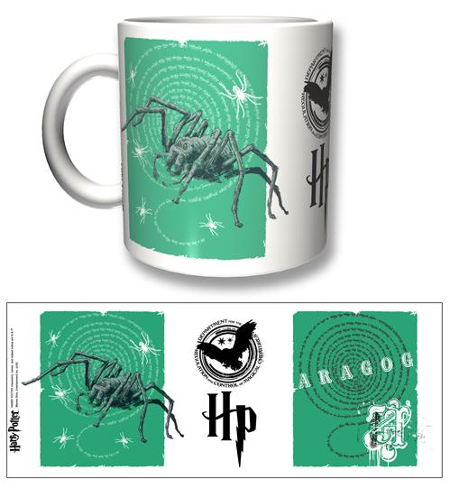 Tazza Harry Potter Aragog