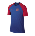 T-shirt Barcellona 2016-2017 (Royal)