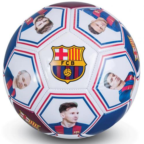 Pallone calcio Barcellona Photo Signature