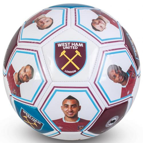 Pallone calcio West Ham United 245131