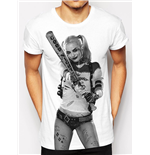 Suicide Squad - Harley Photo (T-SHIRT Unisex )