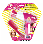 Barbie - Asciugacapelli E Pettine