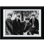 Beatles (The) - Pose (Foto In Cornice 30x40cm)