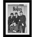 Beatles (The) - Chair (Foto In Cornice 30x40cm)