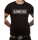 Sons Of Anarchy - Samcro Banner (T-SHIRT Unisex )