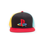Playstation - Snapback With Original Logo Multicolor (Cappellino)