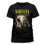 Nirvana - Photo (T-SHIRT Unisex )