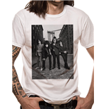 Kiss - B&W City (T-SHIRT Unisex )