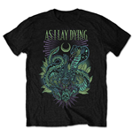 As I Lay Dying - Cobra (T-SHIRT Unisex )