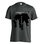 Titanfall 2 - Character Silhouettes (T-SHIRT Unisex )