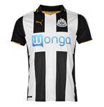 Maglia Newcastle United 2016-2017 Home