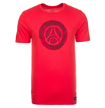 T-shirt Paris Saint-Germain 2016-2017 (Rosso)