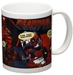 Deadpool (Comic) (Tazza)