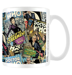 Doctor Who (Montage) (Tazza)