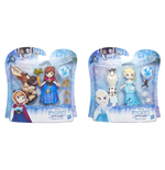 Frozen - Small Doll And Friend (Anna Con Sven / Elsa Con Olaf)
