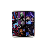 Guardians Of The Galaxy (Comic) (Tazza)