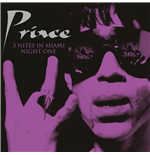 Vinile Prince - 3 Nights In Miami - Night One (2 Lp)