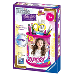 Ravensburger 12095 - Girly Girl - Soy Luna - Puzzle Portapenne 54 Pz