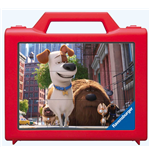 Ravensburger 07422 - Puzzle Cubi 12 Pz - Secret Life Of Pets