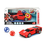 Transformers - Mini-Con Deployer Lancia Dischi 20 Cm Sideswipe
