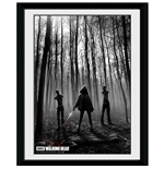 Walking Dead (The) - Woods (Foto In Cornice 20x15 Cm)