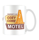 Disney Pixar (Cars Cozy Cone Motel) (Tazza)
