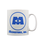 Disney Pixar (Monsters Inc Logo) (Tazza)