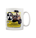 Disney Pixar (Wall-E Foreign Contaminant) (Tazza)
