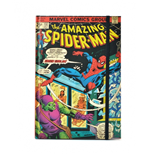 Marvel - Spiderman Comic Cover) (Quaderno)
