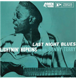 Vinile Lightnin Hopkins With Sonny Terry - Last Night Blues