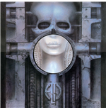 Vinile Emerson, Lake & Palmer - Brain Salad Surgery