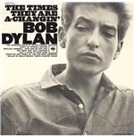 Vinile Bob Dylan - The Times They Are A Changin'