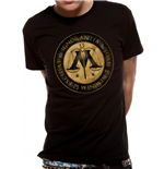 Harry Potter - Ministry Crest (T-SHIRT Unisex )