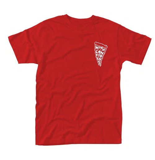 With Confidence - Pizza Punx (T-SHIRT Unisex )
