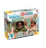 Vaiana - Puzzle Double-Face Supermaxi 35 Pz