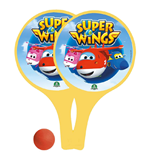 Super Wings - Set 2 Racchette E 1 Pallina