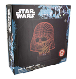 Star Wars - Darth Vader Light (Lampada)
