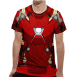 Civil War - Iron Man Suit Costume (T-SHIRT Unisex )