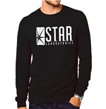 Flash (THE) (TV) - Star Labs (felpa Unisex )