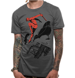 T-shirt Marvel Comics - Rooftop