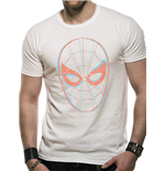 Marvel Comics - Face (T-SHIRT Unisex )